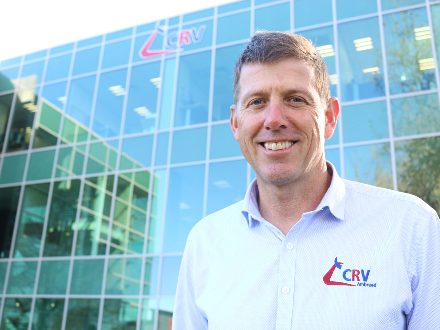 Angus Hasslet to lead CRV holding B.V.