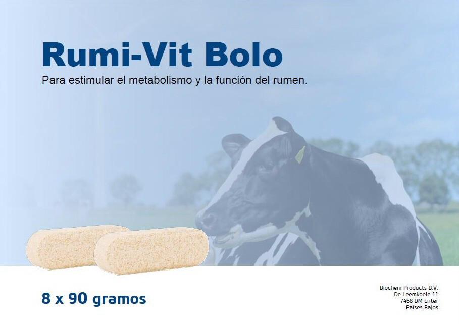Para estimular el metabolisma y la función del rumen.
