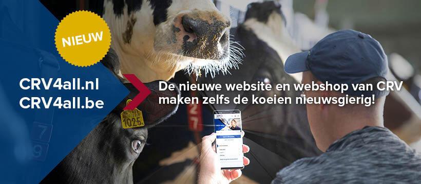 Nieuwe site en shop crv4all.nl
