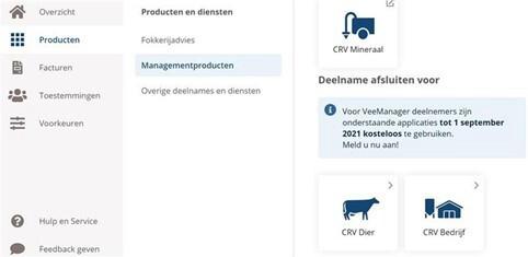 CRV Bedrijf