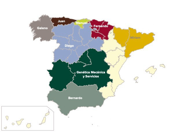 Contact Espana