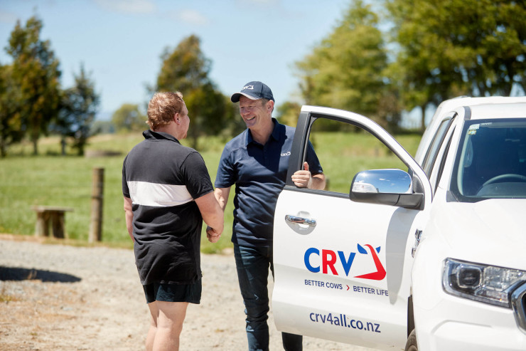Get in touch with CRV
