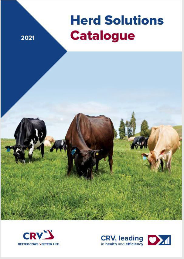 CRV Herd Solutions Cover
